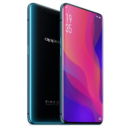 Hakse - Oppo Find X