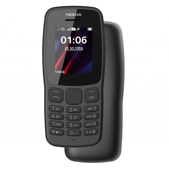 Hakse - Nokia106-2018